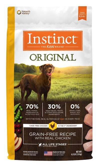Instinct Original Dry Dog Food