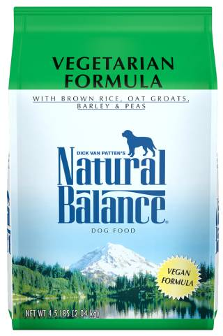Natural Balance Vegetarian Dog Food