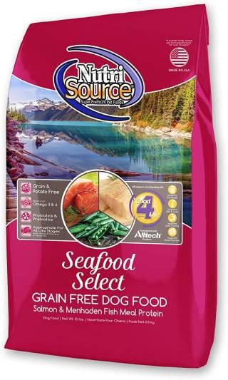 Tuffy's Pet Food Seafood Select