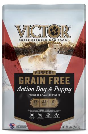 VICTOR Purpose Active Dog & Puppy Beef Meal